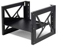 8U Kendall Howard Wall Mount server Rack