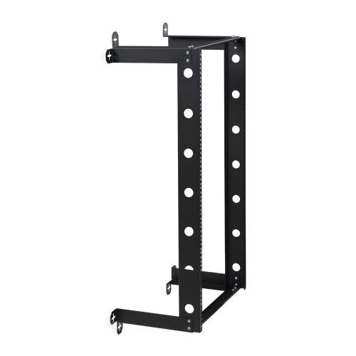 Kendall Howard V-Line 21U Fixed Wall server Rack