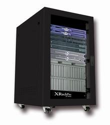 25U Dell Server Noise Reduction Enclosure - Black  sc 1 st  Racks4Server & Dell Server Rack | 25U Dell Server Rack | Noise Reduction Enclosure ...